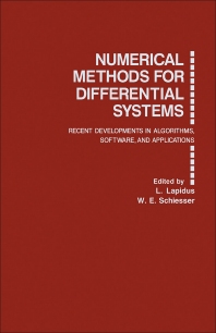 Cover image for Numerical Methods for Differential Systems