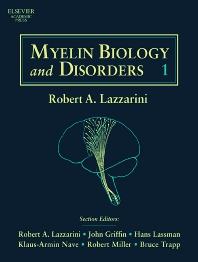 Cover image for Myelin Biology and Disorders, Two-Volume Set