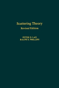 Scattering Theory, Revised Edition - 1st Edition - ISBN: 9780124400511, 9780080873381