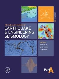 Cover image for International Handbook of Earthquake & Engineering Seismology, Part A