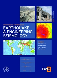 Cover image for International Handbook of Earthquake & Engineering Seismology, Part B