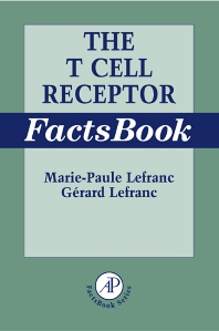 Cover image for The T Cell Receptor FactsBook