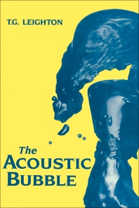 The Acoustic Bubble - 1st Edition - ISBN: 9780124419209, 9780323144131