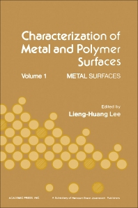 Characterization of Metal and Polymer Surfaces V1 - 1st Edition - ISBN: 9780124421011, 9780323146913