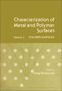 Characterization of Metal and Polymer Surfaces V2 - 1st Edition - ISBN: 9780124421028, 9780323148702