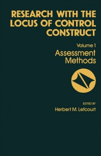 Research with the Locus of Control Construct - 1st Edition - ISBN: 9780124432017, 9781483270418