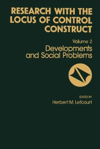 Developments and Social Problems - 1st Edition - ISBN: 9780124432024, 9781483269498