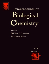 Cover image for Encyclopedia of Biological Chemistry