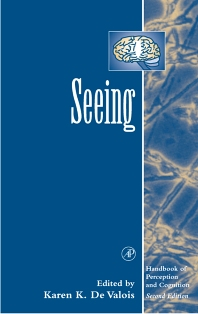 Cover image for Seeing