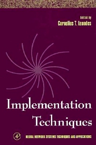 Implementation Techniques, 1st Edition,Cornelius Leondes,ISBN9780124438637