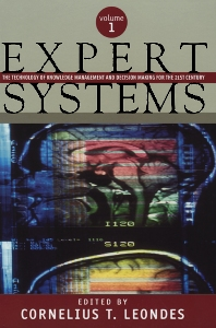 Cover image for Expert Systems