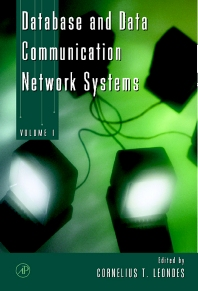 Cover image for Database and Data Communication Network Systems, Three-Volume Set