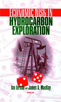 Cover image for Economic Risk in Hydrocarbon Exploration