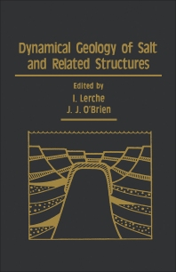 Dynamical Geology of Salt and Related Structures - 1st Edition - ISBN: 9780124441705, 9781483288802