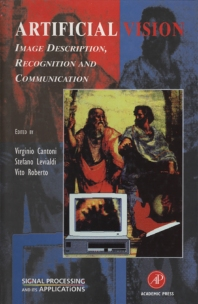Cover image for Artificial Vision