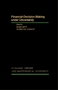 Cover image for Financial Decision Making Under Uncertainty