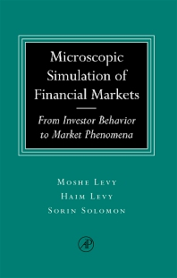 Microscopic Simulation of Financial Markets - 1st Edition - ISBN: 9780124458901, 9780080511597