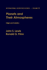 Cover image for Planets and Their Atmospheres: Origin and Evolution
