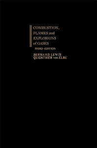 Combustion, Flames and Explosions of Gases - 3rd Edition - ISBN: 9780124467514, 9780323138024