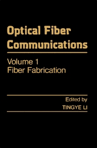 Cover image for Optical Fiber Communications