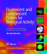 Cover image for Fluorescent and Luminescent Probes for Biological Activity