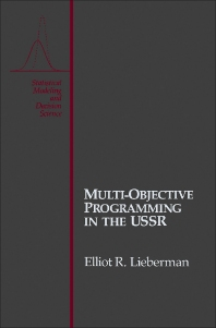 Cover image for Multi-Objective Programming in the USSR