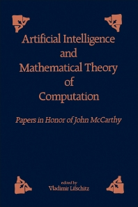 Artificial and Mathematical Theory of Computation  - 1st Edition - ISBN: 9780124500105, 9780323148313