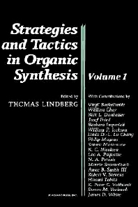 Strategies and Tactics in Organic Synthesis, 1st Edition,Thomas Lindberg,ISBN9780124502758