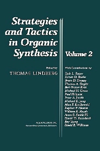 Strategies and Tactics in Organic Synthesis, 1st Edition,Thomas Lindberg,ISBN9780124502819