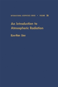 An Introduction to Atmospheric Radiation - 1st Edition - ISBN: 9780124514508, 9780080954592