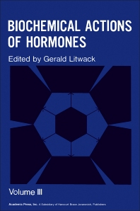 Biochemical Actions of Hormones V3 - 1st Edition - ISBN: 9780124528031, 9780323150538