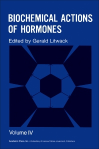 Biochemical Actions of Hormones V4 - 1st Edition - ISBN: 9780124528048, 9780323146326