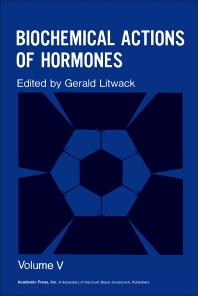 Biochemical Actions of Hormones V5 - 1st Edition - ISBN: 9780124528055, 9780323148719