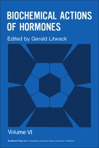 Biochemical Actions of Hormones V6 - 1st Edition - ISBN: 9780124528062, 9780323146388