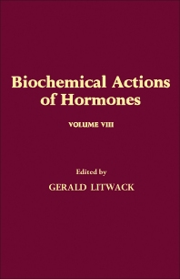 Biochemical Actions of Hormones V8 - 1st Edition - ISBN: 9780124528086, 9780323146135