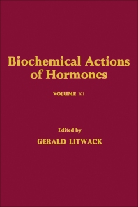Biochemical Actions of Hormones V11 - 1st Edition - ISBN: 9780124528116, 9780323151894