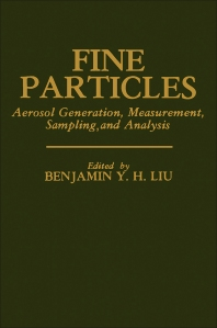 Fine Particles - 1st Edition - ISBN: 9780124529502, 9780323142212