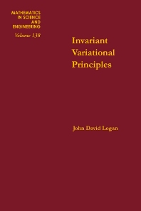 Cover image for Invariant Variational Principles