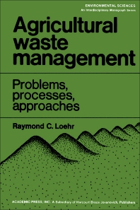 Cover image for Agricultural Waste Management