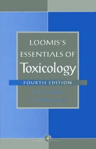 Cover image for Loomis's Essentials of Toxicology