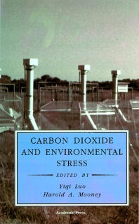 Cover image for Carbon Dioxide and Environmental Stress