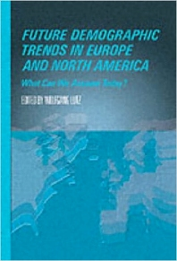 Cover image for Future Demographic Trends in Europe and North America