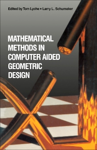 Cover image for Mathematical Methods in Computer Aided Geometric Design