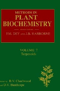 Terpenoids - 1st Edition - ISBN: 9780124610170