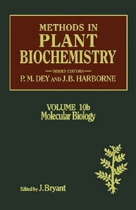 Molecular Biology, 1st Edition,P. Dey,J. Harborne,Joy Bryant,ISBN9780124610217