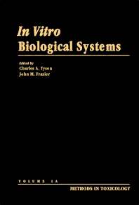 In Vitro Biological Systems - 1st Edition - ISBN: 9780124612013, 9781483218601