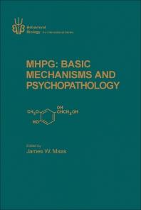 MHPC: Basic Mechanisms and Psychopathology - 1st Edition - ISBN: 9780124629202, 9780323141178