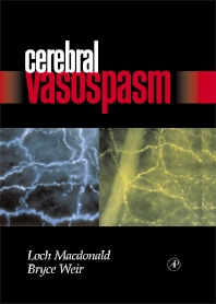 Cover image for Cerebral Vasospasm
