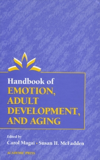 Cover image for Handbook of Emotion, Adult Development, and Aging