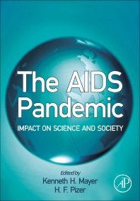 Cover image for The AIDS Pandemic